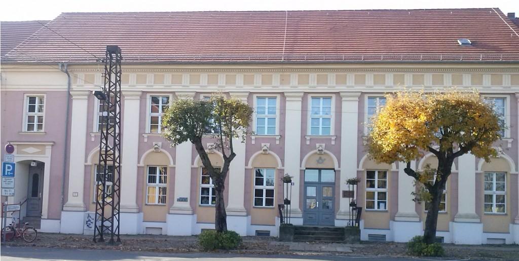 Logenhaus in der Rudolf-Breitscheid-Straße 16