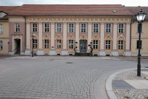 Kinderheim des DRK, ehem. Logenhaus, Rudolf-Breitscheid-Str. 16